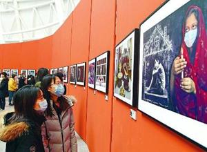 最新影楼资讯新闻-第八届济南国际摄影双年展启幕