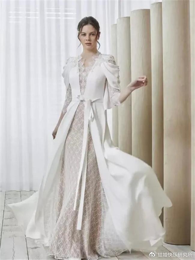 2021婚紗流行趨勢,怎么美都不過分!