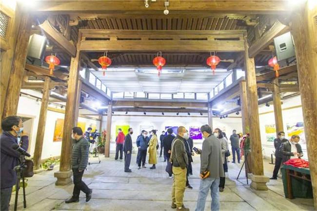 陳茂盛獲中國攝影金像獎作品觀摩活動暨座談會在榕舉行