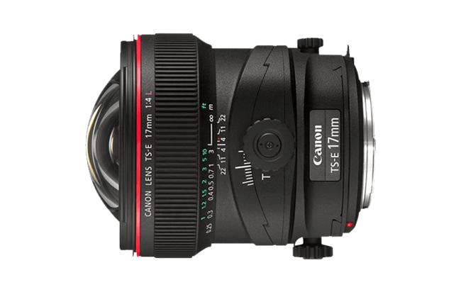 佳能年内将发布两款自动对焦移轴镜头
