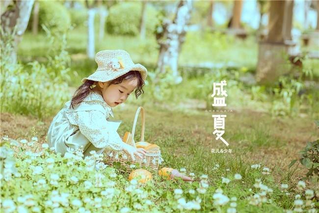 专访儿童摄影师大霖