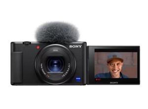 最新影楼资讯新闻-索尼下周发布APS-C画幅高端vlog新机 无取景器