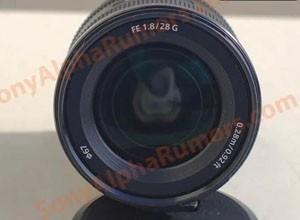 最新影楼资讯新闻-索尼28mm f/1.8 G镜头即将发布