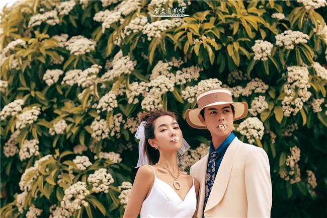 青岛传统婚纱影楼日渐没落 个人摄影工作室成主力
