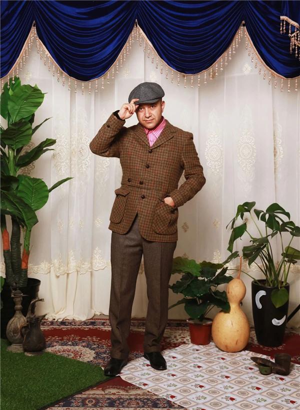 海伦:用摄影传达新疆的别样时尚!