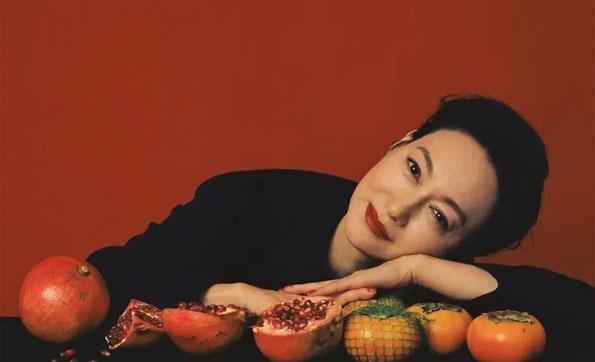 张家诚Leslie Zhang演绎极致复古柔情的东方美