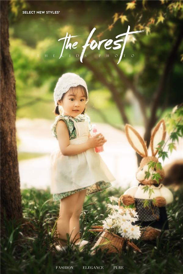 专访儿童摄影师华仔