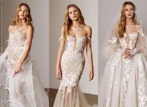 世界知名高定品牌Galia Lahav将于11月天涯海角国际婚