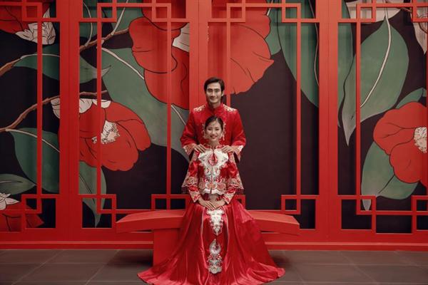 中国唐山梦想成影视基地-通达婚博婚俗财产园